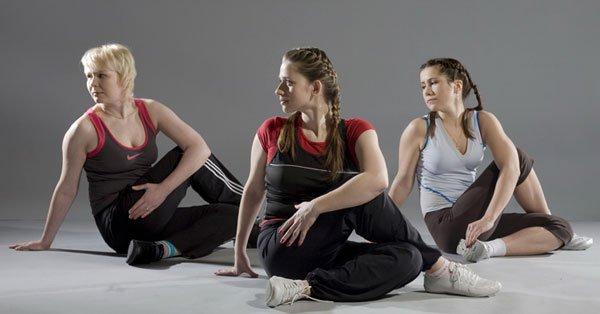 Виды фитнеса: бодифлекс