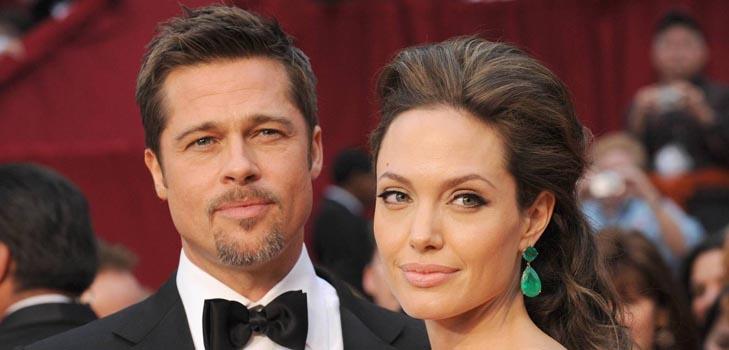 Публичное свидание Брэда Питта и Анджелины Джоли
