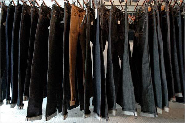 Как купить хорошие джинсы?