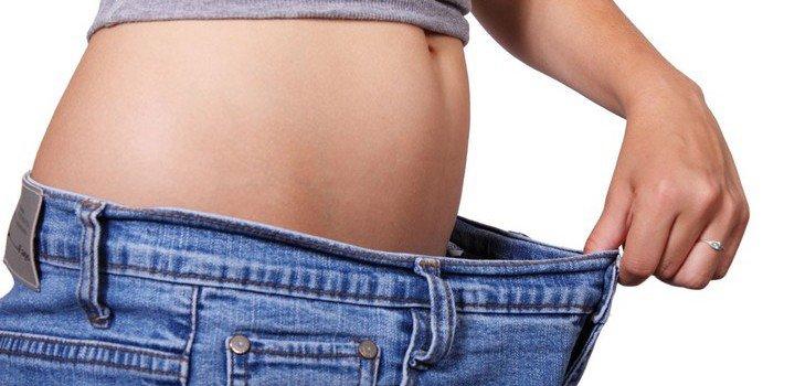 Быстрая диета для похудения живота