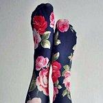 Модные женские колготки весна-лето 2013 года, фото