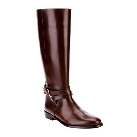 Какими будут модные сапоги без каблука осенью-зимой 2014-2015
