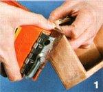 Обновим деревянную шкатулку!