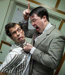 Что делать, если начальство любит покричать?