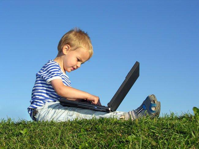 Компьютер для детей: друг или враг?