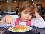 Если ребенок капризничает за обедом