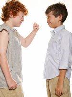 Что делать, если ребенок дерется?