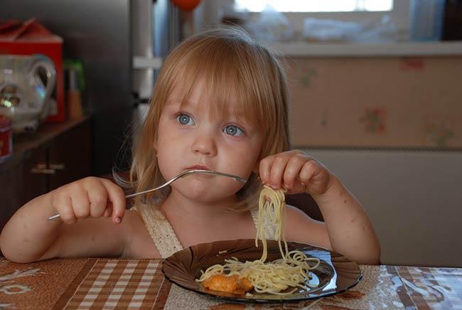 Если ребенок плохо ест?