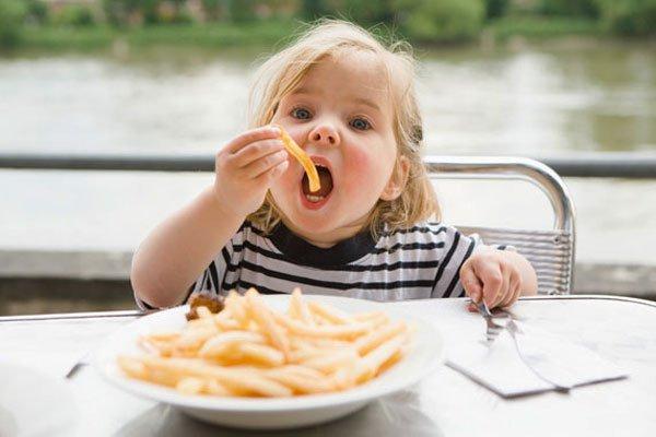 Дети и диеты. Есть проблема?