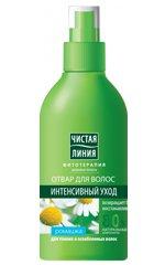 Чистая Линия отвар для волос
