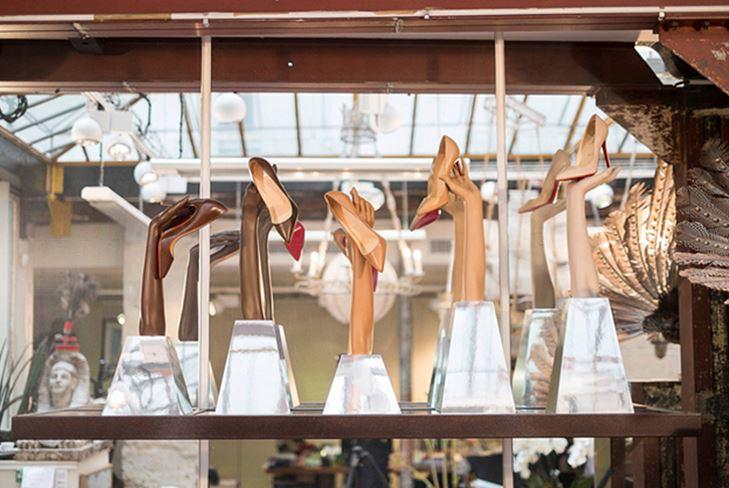 Новая коллекция обуви от Кристиана Лабутена