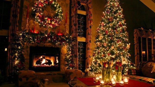 Католическое Рождество 2011 в разных странах