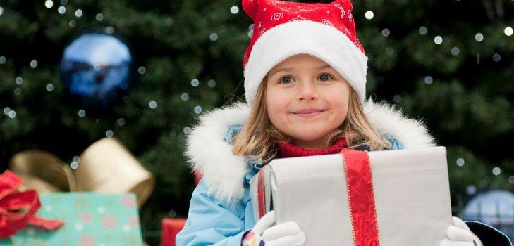 6 идей новогодних подарков для детей