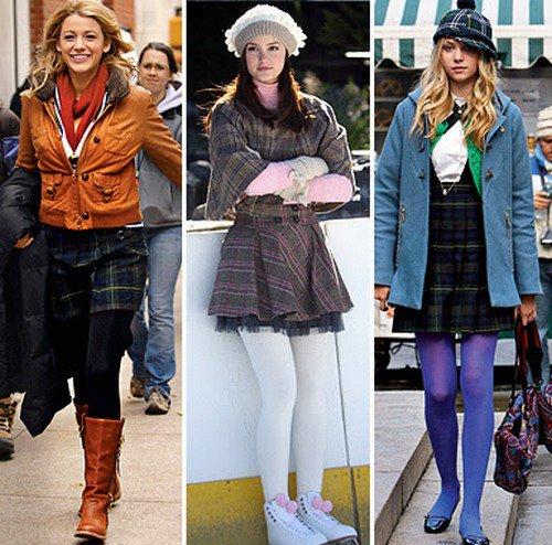 Что модно этой зимой 2017 для подростков