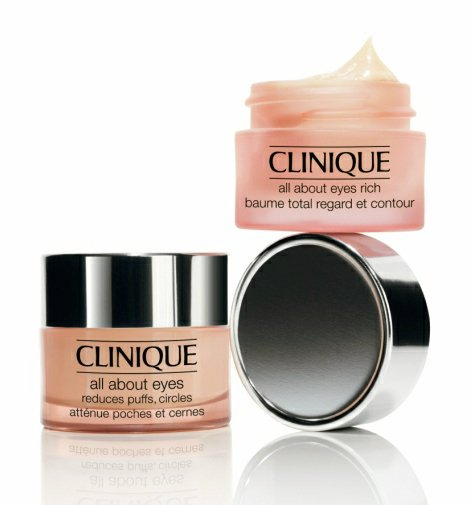 Clinique All About Eyes уход за кожей вокруг глаз