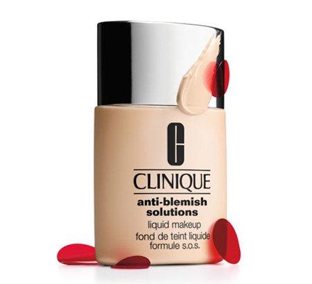 Clinique Anti-Blemish Solutions Liquid Makeup тональный крем для проблемной кожи