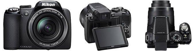 Nikon COOLPIX P90 Цифровая камера