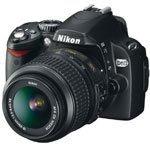 Nikon D60 Body Цифровой фотоаппарат