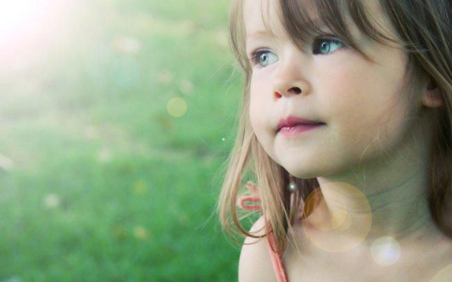 У ребенка синяки под глазами: почему?