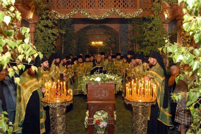 День Святой Троицы (Пятидесятница)
