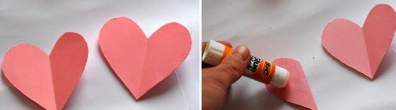 Мастер-класс: Дерево из сердечек на День святого Валентина