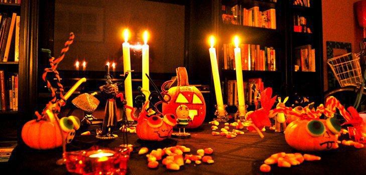 Детский Хэллоуин 2014