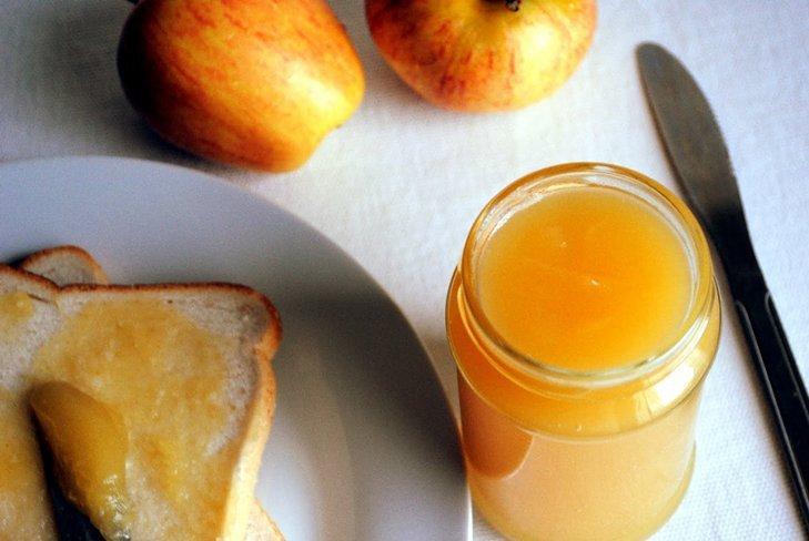 Как дома сделать желе из яблок