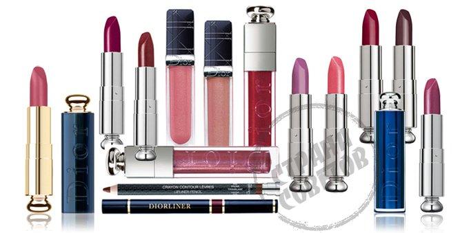 Dior Addict губная помада
