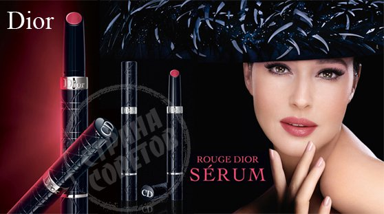 Dior Serum de Rouge помада-сыворотка