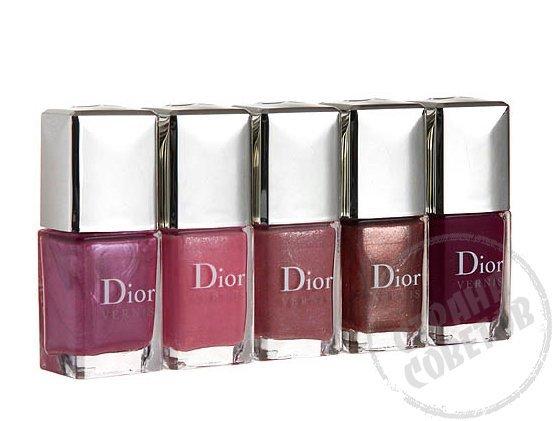 Dior Vernis стойкий лак для ногтей