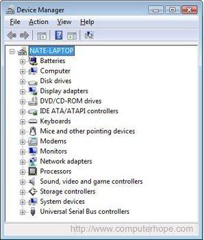 Диспетчер устройств и его использование