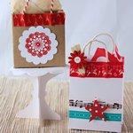Как сделать подарочный пакет своими руками: фото мастер класс и схемы