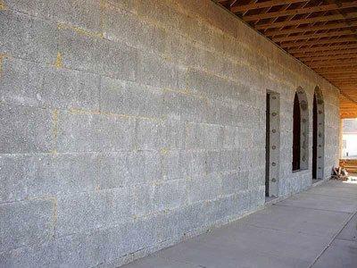 Дома из пеноблоков - строительство своими руками