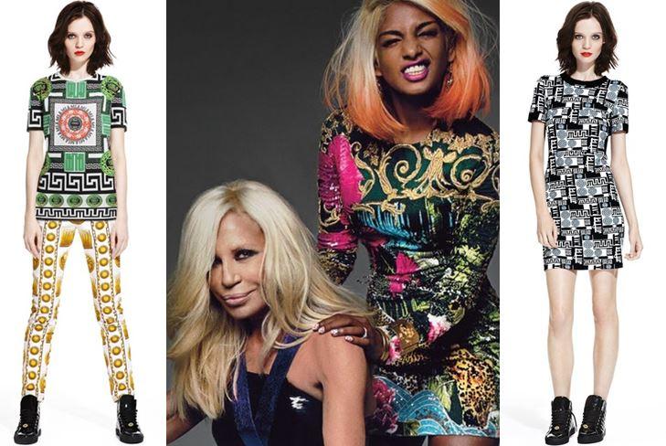 Новая коллекция Versus Versace от M.I.A.
