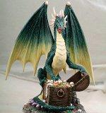 Новогодняя маска дракона