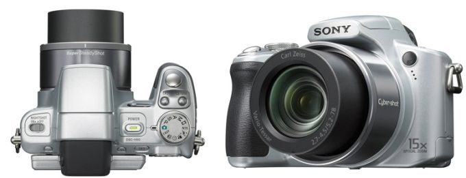 Sony DSC-H50 Цифровой фотоаппарат