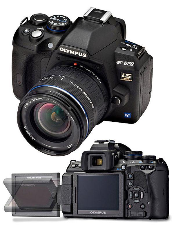 Olympus E-620 Цифровая камера
