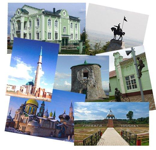 Елабуга: достопримечательности. Фото и отзывы туристов