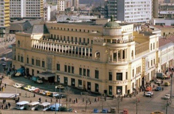 Элитный ресторан «Прага» на Арбате и кулинария при заведении: история возникновения и меню