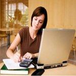 Написание рефератов - дополнительный способ заработка
