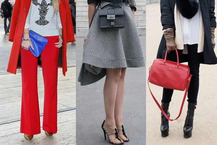 Модные тенденции осени - 2013