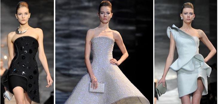 Коллекцию Armani раскритиковали на парижской Неделе высокой моды