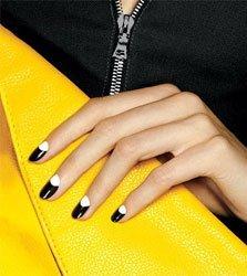 Модный маникюр осень 2010