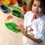 Пальчиковые краски для детей