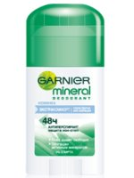 Garnier Экстракомфорт Твердый дезодорант-стик