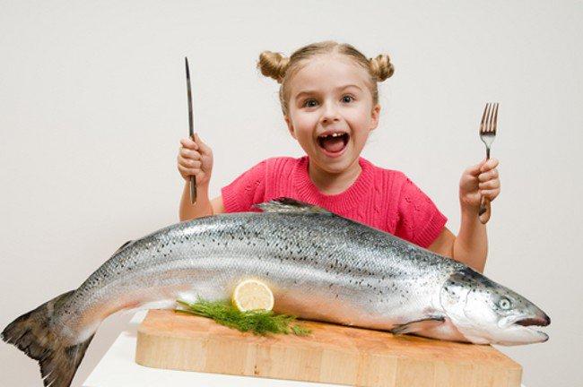 Какую рыбу давать ребенку?