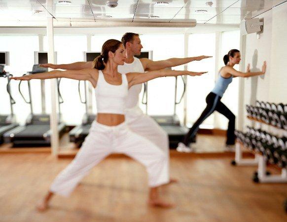 Фитнес-программа для начинающих