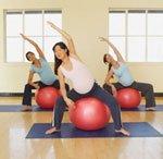 Фитнес для будущих мам