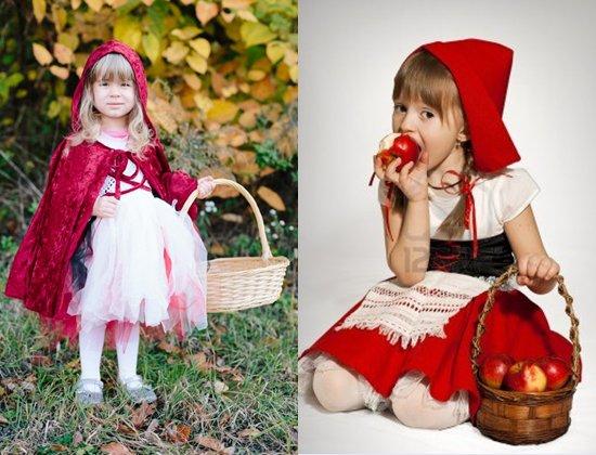 Красная шапочка для костюма своими руками 839