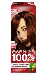 Garnier 100% Цвета краска для волос